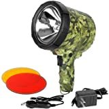 Performance Tool W2425 2 Million Candle Power Spotlight, Camo