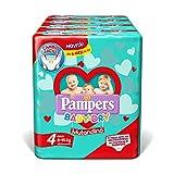 Pampers Baby Dry Mutandino Maxi, 92 Pannolini, Taglia 4 (8-15 Kg)