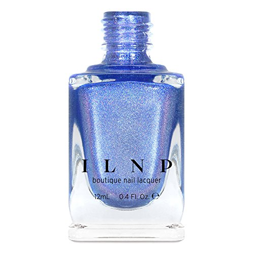 ILNP Tidal Wave - Cornflower Blue Ultra Holographic Nail Polish
