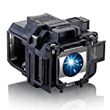 EWO'S LP88 Replacement Projector Lamp for Elplp88 Epson Powerlite Home Cinema...