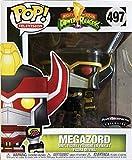 Funko Pop 497 - Megazord Black & Gold Oversized 6' - Power Rangers