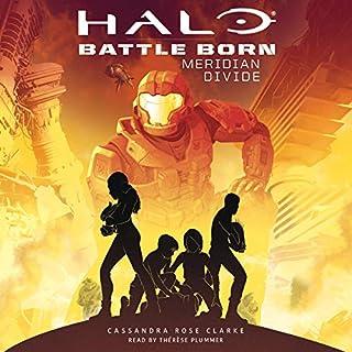 Halo Battle Born: Meridian Divide cover art