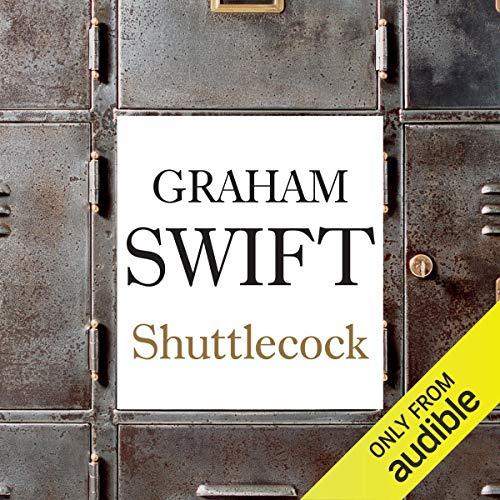 Shuttlecock audiobook cover art
