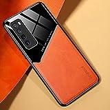 Étui de téléphone Portable Idéal pour Huawei Nova 7 5G Cuir Tout Compris + boîtier de...