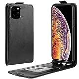 EASYCOB PU Pelle Custodia per iPhone 11 PRO Max 6.5 inch, Magnetic Portafoglio Funzione Stand Porta Carte...