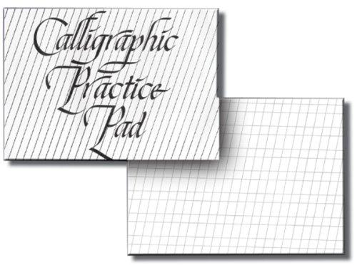 INOVART Calligraphy Practice Paper Pad