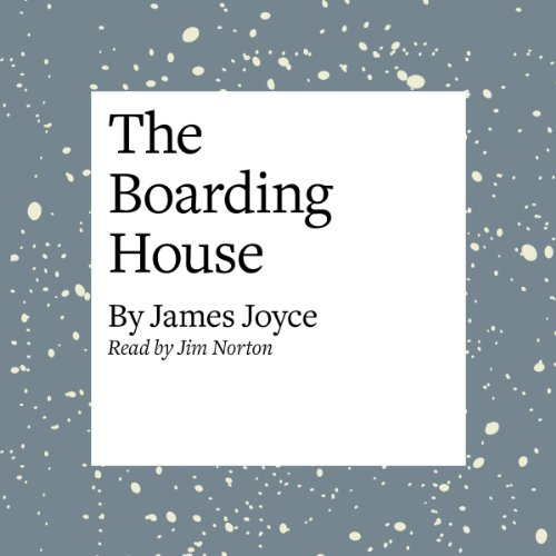 The Boarding House audiobook cover art