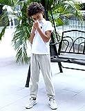 Immagine 1 irevial pantaloni sportivi bambini tuta