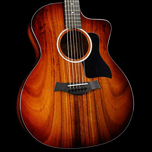Taylor 200 Series Deluxe 224ce-K Grand Auditorium...