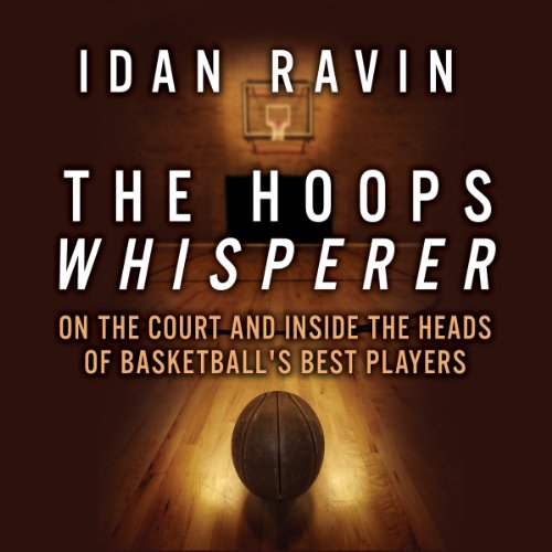 The Hoops Whisperer audiobook cover art