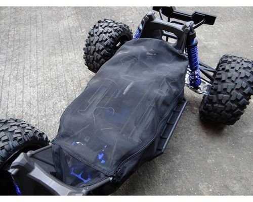 Raidenracing Chassis Dirt Dust Resist Guard Cover for 1/5 Traxxas 6S 8S X-Maxx