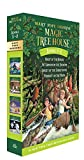 Magic Tree House Books 5-8 Boxed Set (Magic Tree House (R))