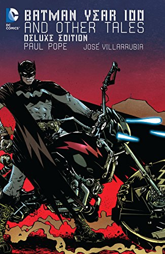 Batman: Year 100 & Other Tales: Deluxe Edition (Batman: Year 100 (2006)) (English Edition)