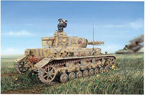 Maquette Panzer IV Ausf.F1, 2ème GM