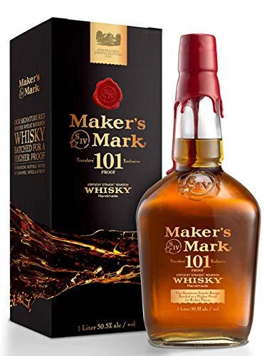 Makers Mark 101 Proof - 1 L.