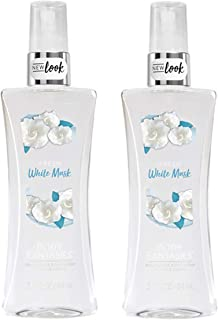 Body Fantasies Signature Body Mist for Women Fresh White Musk Fragrance 94ml   Long Lasting Body Spray and Perfume   Pack ...