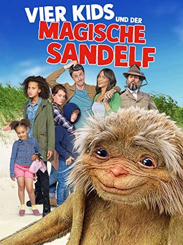 Vier Kids und der magische Sandelf