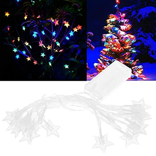 Oure Cadena de Luces RGB, Cadena de Luces LED para Exteriores, Interiores, 1000 LM, Decoraciones para Festivales para el hogar, para Bodas