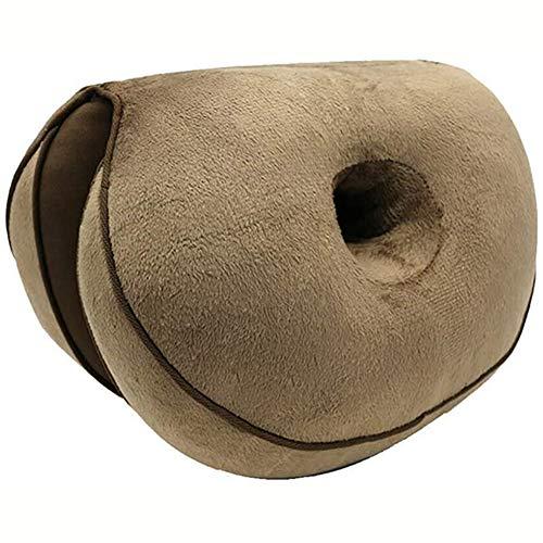 Orthopedische Lift Heupen Latex Kussens Helpen Met Pijn Ischias Terug Voor Uw Bureaustoel Massage Kussen Drop,Brown