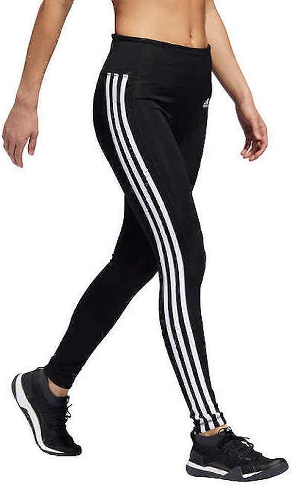 Preludio revelación Gran engaño  Amazon.com : adidas Women's 3 Stripe Active Tights Leggings : Clothing