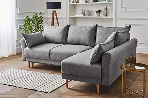 Canapé d'angle 4 places Design