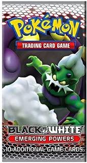 Pokemon Black & White Emerging Powers Booster Pack