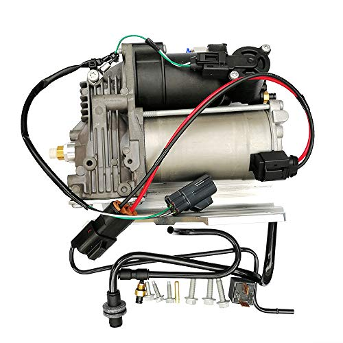 OEM AMK Style Air Suspension Compressor Pump for Land Rover Discovery 3 2004-2012 Discovery 4 2010-2013 Range Rover Sport 2005-2013 OEM Number LR038118,LR023964,LR045251,LR015303,LR037065,LR044360