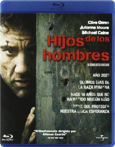Hijos de los hombres (Children of men) [Blu-ray]