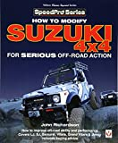 Modifying Suzuki 4x4 for Serious Offroad Action (SpeedPro Series)