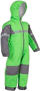 OAKI Rain Suit Kids - Toddler Snowsuit - One Piece Rain Jacket/Pant for Girls & Boys