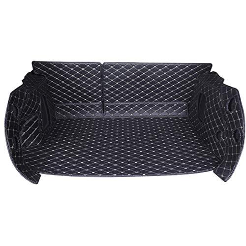 XHULIWQ Custom Leather Car Trunk Mat, For Mercedes Benz SLK 200 350 W170 W171 R171 R172