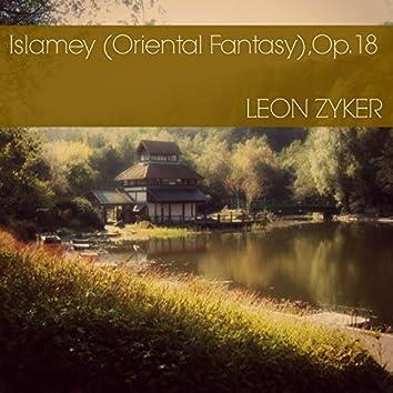 Islamey (Oriental Fantasy), Op. 18