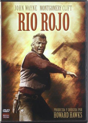 Red River (Río Rojo) - Audio: English, Spanish - Region 2 - Spain Import