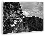 berühmtes Tigernest Kloster im Himalaya Effekt: