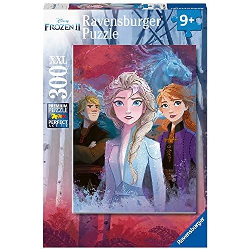 Ravensburger Frozen 2 Puzzle 300 Pezzi XXL, Multicolore, 12866