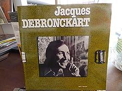 Jacques Debronckart : un, deux, trois ! Disques Meys 2 528.237