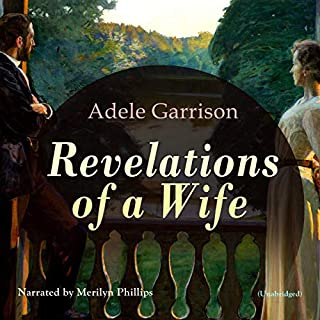 Revelations of a Wife audiobook cover art