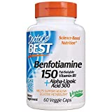 Doctor's Best Benfotiamine 150 + Alpha-Lipoic Acid 300-60 vcaps