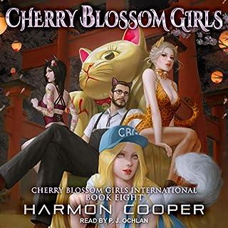 Cherry Blossom Girls International 8 cover art