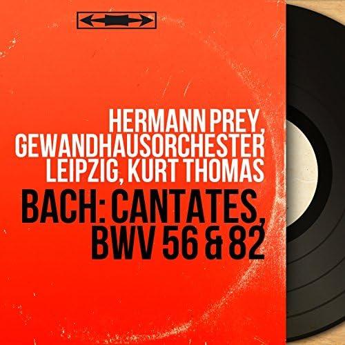 Hermann Prey, Gewandhausorchester Leipzig, Kurt Thomas