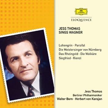 Jess Thomas Sings Wagner