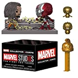 Funko Marvel Collector Corps Subscription Box, Marvel Studios 10 Theme, November 2018, Multicolor