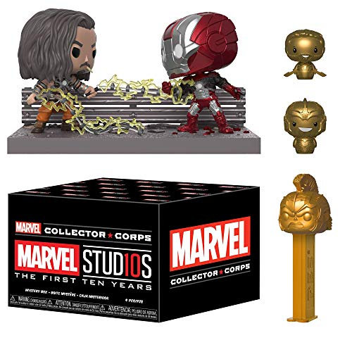 Box Marvel Collector Corps The First Ten Years Pop Funko Mystery Box - SUIKA