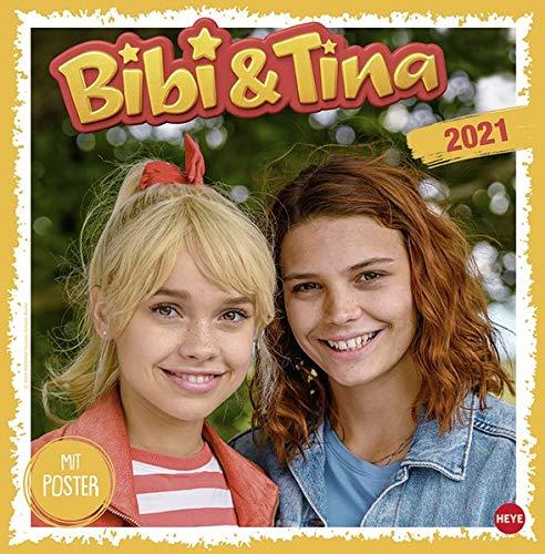 Bibi und Tina Die Serie Broschurkalender