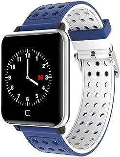 JSGJSH 2018 New Smart Bracelet Jimate Smart Band Colorful Screen Heart Rate Monitor Bracelet Blood Pressure Fitness Tracker Smart Band Sport Watch Wristband