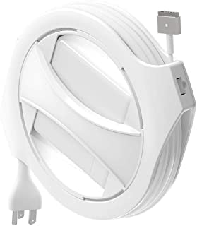 Fuse Reel The Side Winder Magsafe Original MacBook Charger Organizer and Travel Accessory Compatible with MacBook Pro and Air Adapters