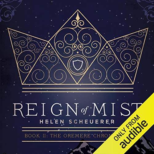 Reign of Mist audiobook cover art