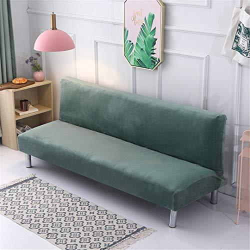 Mdsgfc - Funda de terciopelo plegable para sofá o cama, Color 5, pillowcase- 2 pieces
