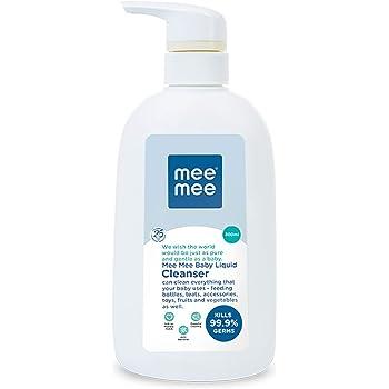 Mee Mee Anti-Bacterial Baby Liquid Cleanser (300 ml - Bottle)
