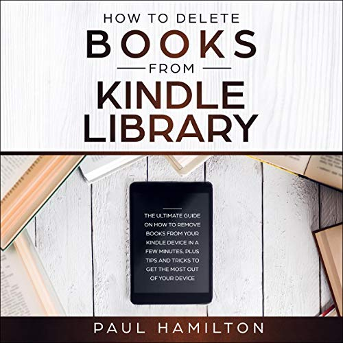 How to Delete Books from Kindle Library cover art